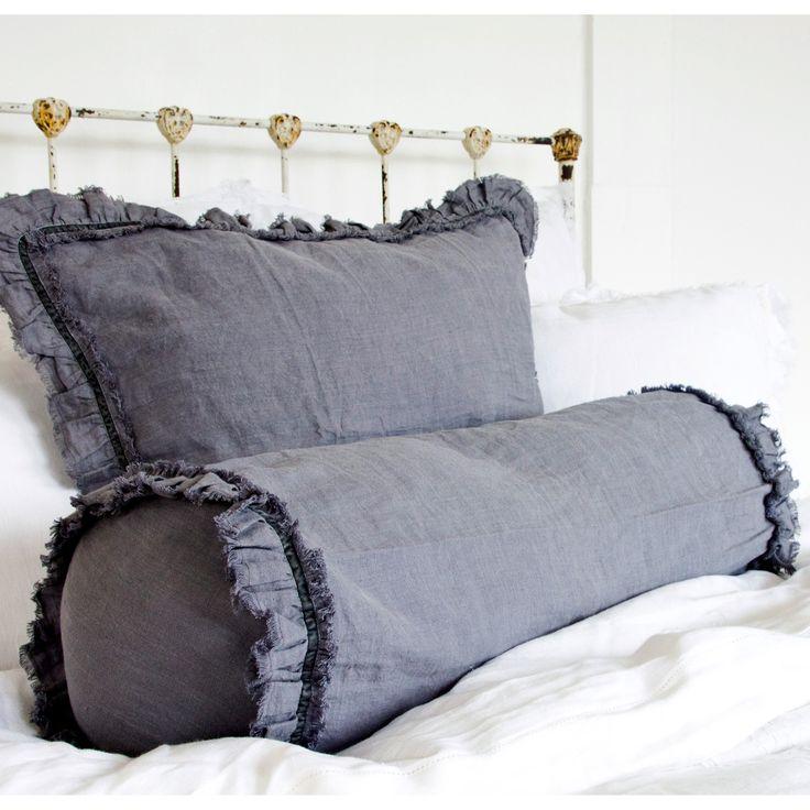 les 184 meilleures images du tableau du beau linge sur pinterest linge de maison chambres et. Black Bedroom Furniture Sets. Home Design Ideas