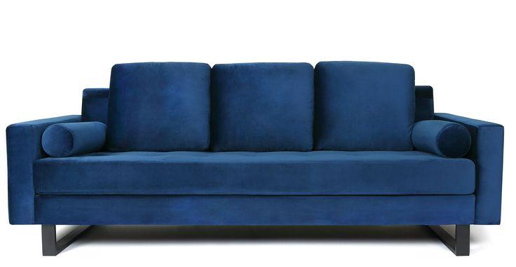 best 25 canap bleu canard ideas on pinterest bleu. Black Bedroom Furniture Sets. Home Design Ideas