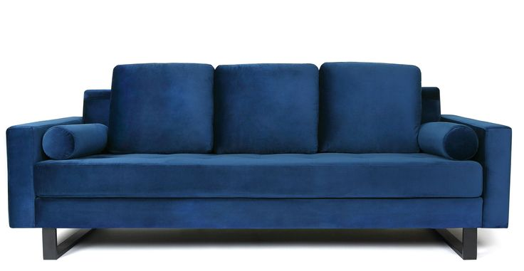 17 meilleures id es propos de canap bleu canard sur pinterest velours bleu canap s marine. Black Bedroom Furniture Sets. Home Design Ideas