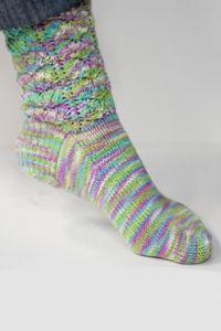 Spring Garden Socks