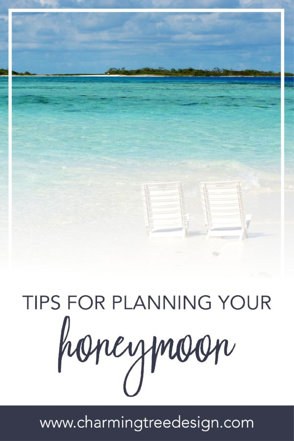 Honeymoon Planning Tips to Make the Process Easier