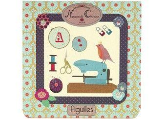 ravissante pochette à aiguilles Georges & Rosalie | shop pour enfants Le Petit Zèbre