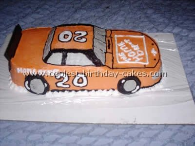 Coolest Race Car Cake Photo Gallery