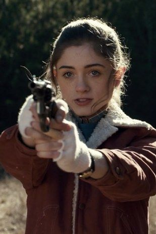 "Natalia Dyer as Nancy Wheeler | This What The ""Stranger Things"" Cast Looks Like…"