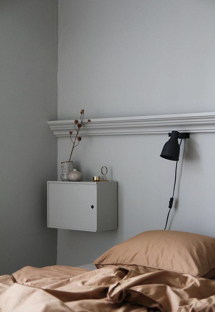 58 best Sänggavel images on Pinterest Bedroom ideas, Master - farbe für küchenrückwand
