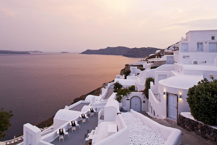 """@Canaves Oia Hotel will leave you exclaiming """"Ahhh"""" - Click image for more info"""