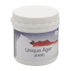 Unique products agar 200 g (E406)