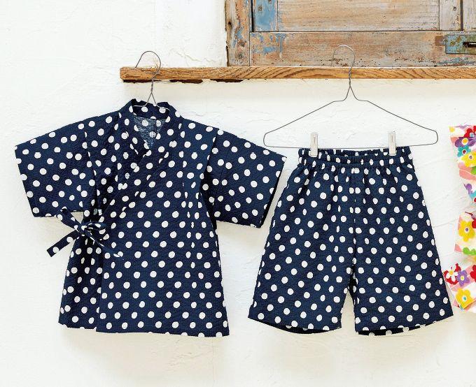 02ea1a1038698 夏のお祭りに!簡単に手作りできる男の子に着せたいおしゃれな甚平の作り方(子ども服)