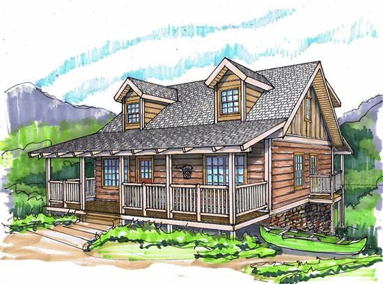 141 Best Images About House Plans On Pinterest Cabin