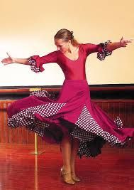 godet dance dress patterns - Google Search