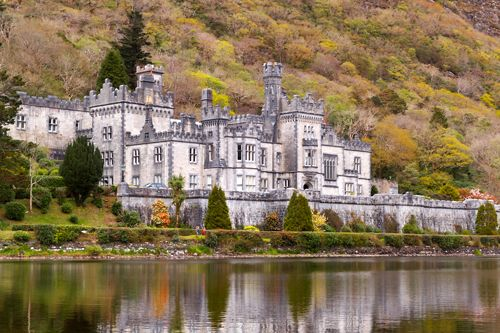 Fitzpatrick Castle Hotel Dublin Ireland This Family Owned 18th Century Castle Is Located In