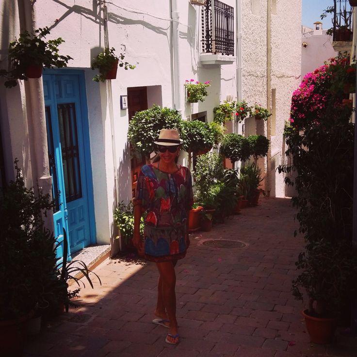 Mojacar, Almeria, Spain.