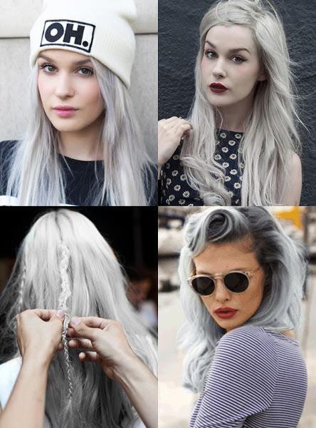 CAER O NO CAER: pelo gris | Cuidar de tu belleza es facilisimo.com