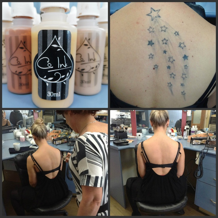#latonas #makeup    Where did it go?..     Corinne covering tattoos using Latonas Co Ink.   Always an awesome outcome, it looks so natural that you would not even think there was a tattoo there to start with.     More information: https://www.latonasmakeup.com.au/products.php?c=21     xoxo Latonas