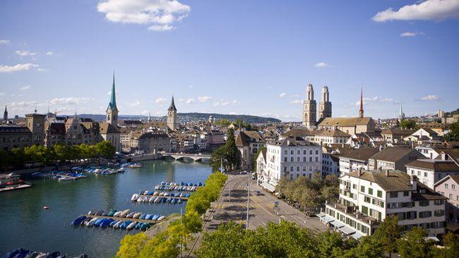 Zürich - Schweiz Tourismus