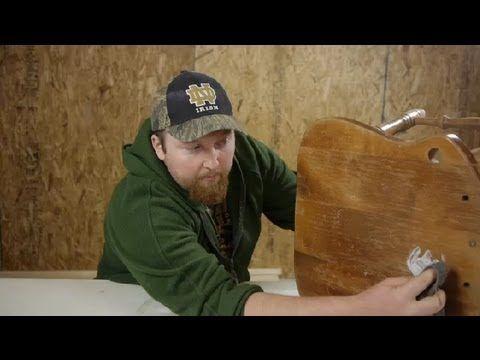 Door een beetje tandpasta op een oude stoel te smeren creëer je de oplossing tegen een veel voorkomend probleem! - Zelfmaak ideetjes