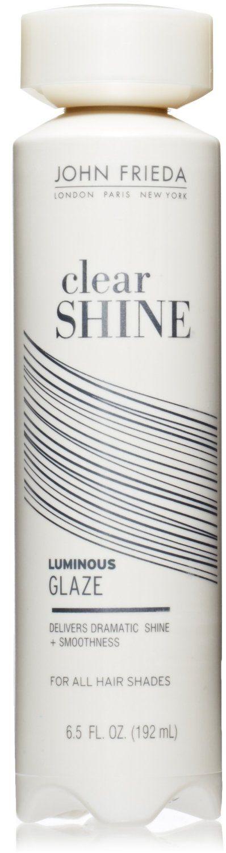 hair glaze grey gray shine clear frieda silver john liquid curly drugstore pixie fluid gloss shiny treatment cuts ounce stop