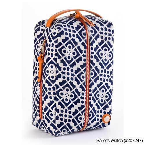 Spartina449 Ladies Golf Shoe Bags  http://www.fairwaygolfusa.com/spartina449-ladies-golf-shoe-bags-p-51107.html?ladies_page=ladies