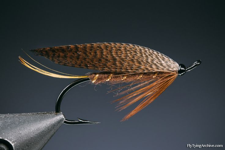 Fly Tying Archive • Huopana This is an interesting pattern from a...