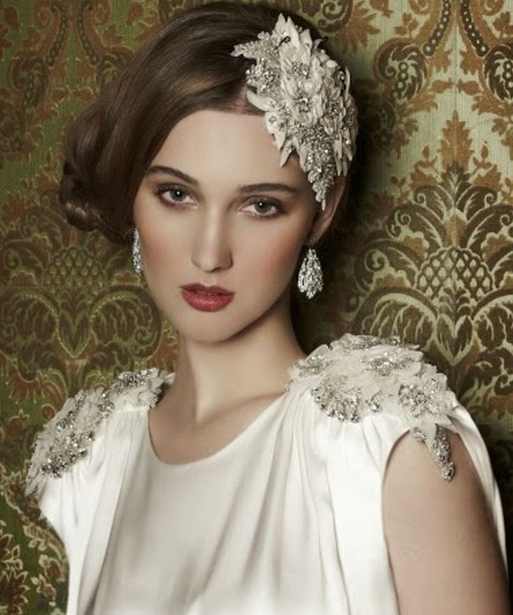 Bridal Hair Trends For 2014  