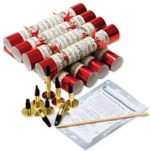 Peachy Forget About The Usual Christmas Crackers These Musical Crackers Easy Diy Christmas Decorations Tissureus