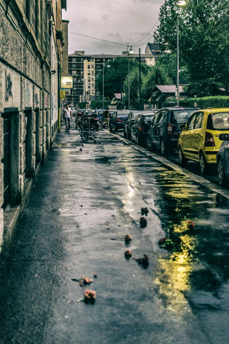 Wet Street by Giovanni Genna on 500px
