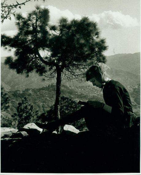 Joanne Kyger, India 1962