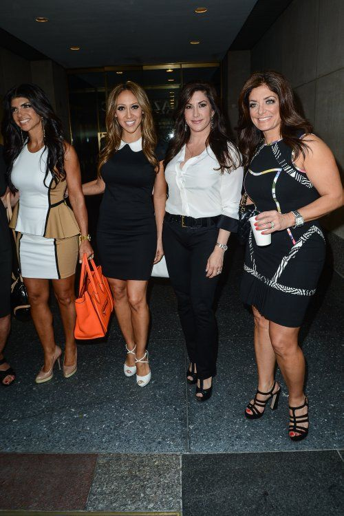 "Updated: The Real Housewives Of New Jersey On Today Show ""We Are A Show You Can Really Learn From"""