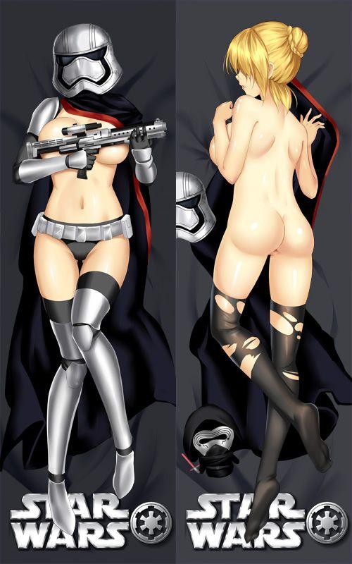 Star wars captain phasma porn