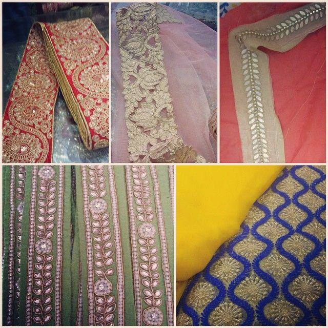 Customizable Saris for bridesmaids #IndianWedding #IndianBridesmaid #Saris #IndianFashion #StudioEast6