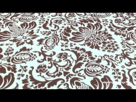 Chateau Tablecloth Fabric