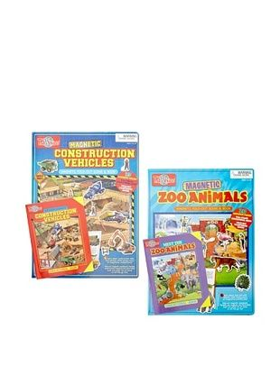 29% OFF T.S. Shure Construction & Zoo Playboard Set