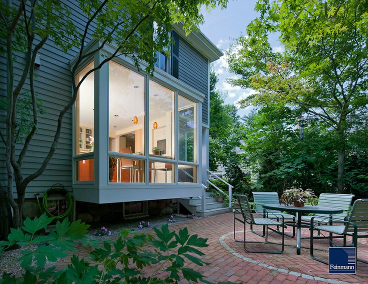 Bay Window Bump Out Additions Share Creative Home