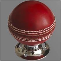 Cricket ball drawer handle #2