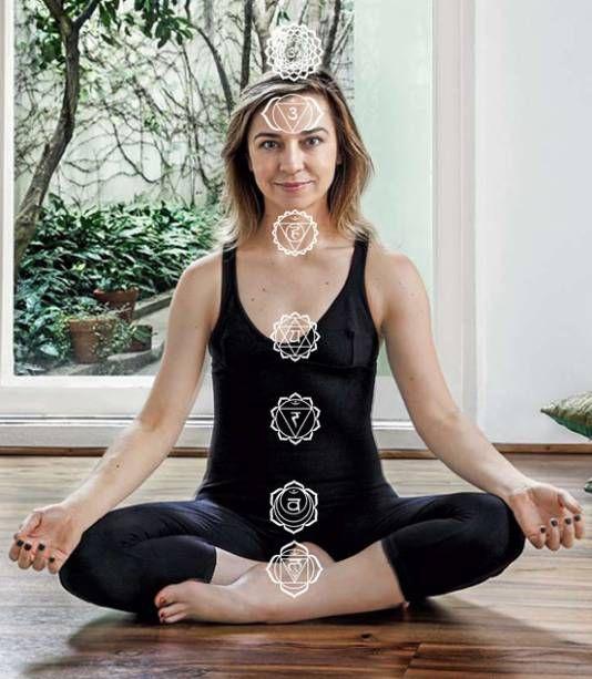 Por meio de sete posturas da yoga, é possível avivar os centros de energia do corpo, garantindo mais disposição e equilíbrio para encarar o dia a dia.
