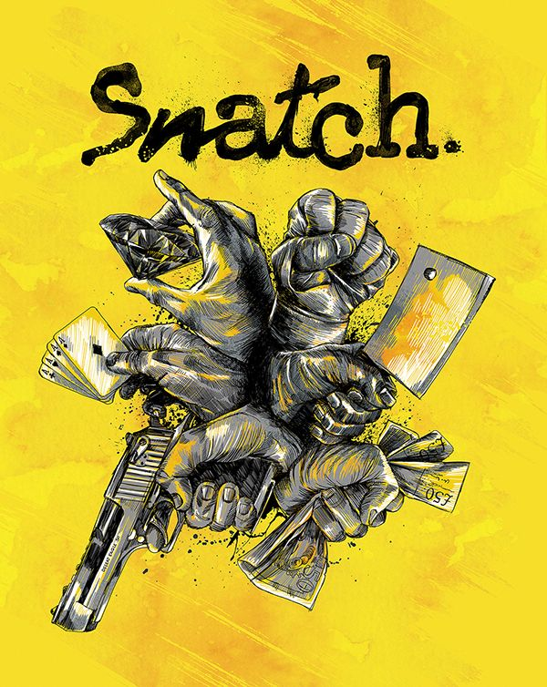 91 best guy ritchie images on pinterest guy ritchie movies and snatch movie poster anthony petrie ccuart Choice Image