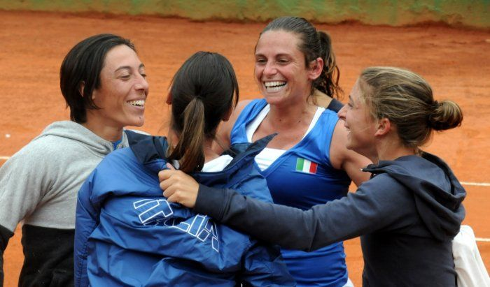 Finale Fed Cup: Le azzurre a caccia del quarto titolo della loro storia