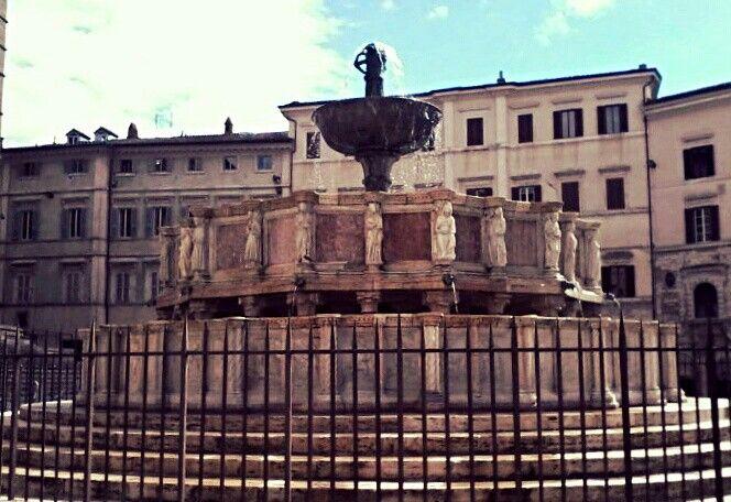 Fontana Maggiore, Perugia, Umbria