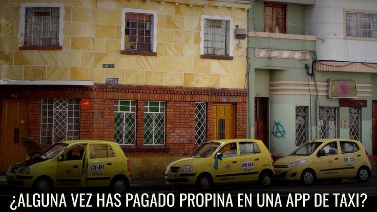 ¿Es legal pagar propina en las apps para taxi? http://www.enter.co/cultura-digital/colombia-digital/para-las-apps-de-taxis-el-problema-de-la-propina-es-de-fondo/