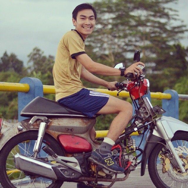 #Smile (at Embung Tambak Boyo)