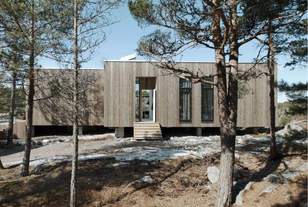 petra gipp arkitektur ab ::: stockholms skärgård – huset på klippan