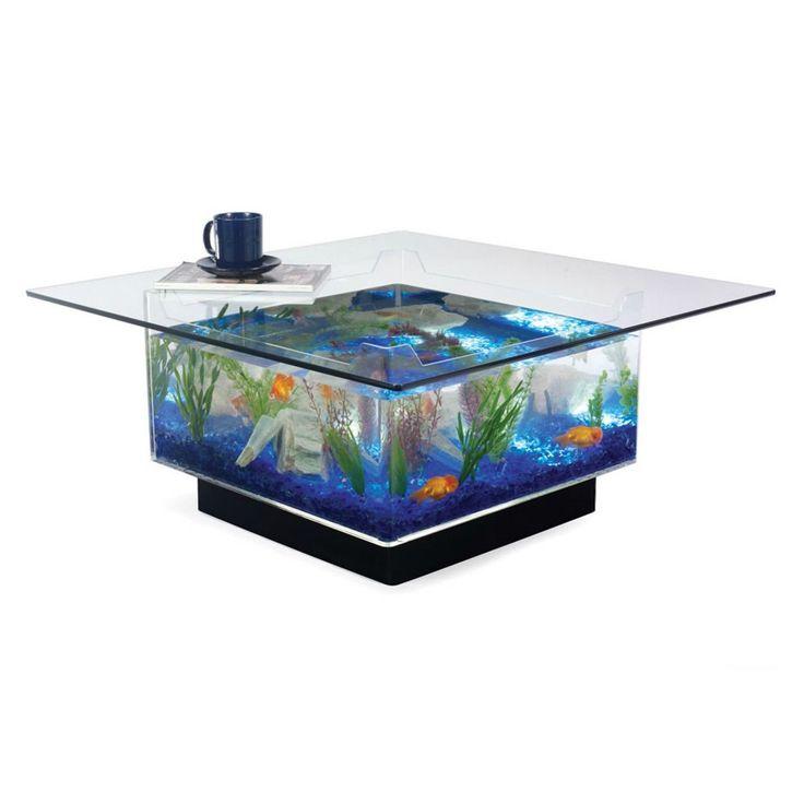 Best 25+ Fish Tank Table Ideas On Pinterest | Amazing Fish Tanks, Fish Tank  Coffee Table And Best Aquarium Fish