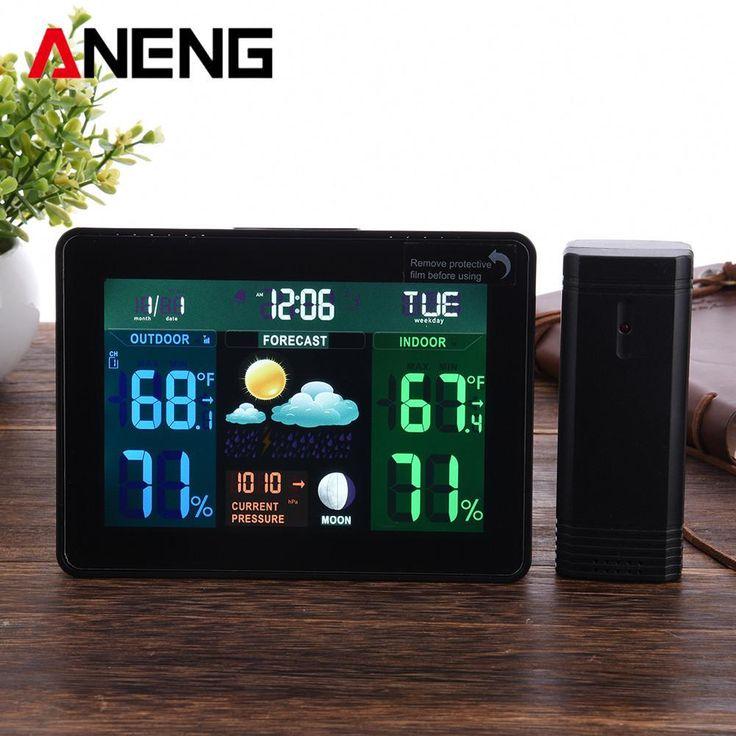 Digital LCD Wireless Weather Station