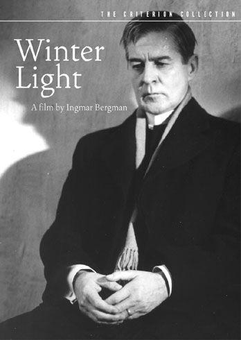 """Ingmar Bergman's """"Winter Light"""""""