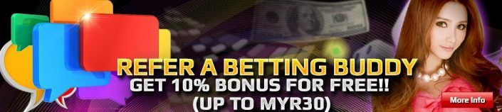 CasinoJR Casino Refer A Betting Buddy https://malaysia-online-casino.com/casino-promotion/casinojr-casino-refer-a-betting-buddy