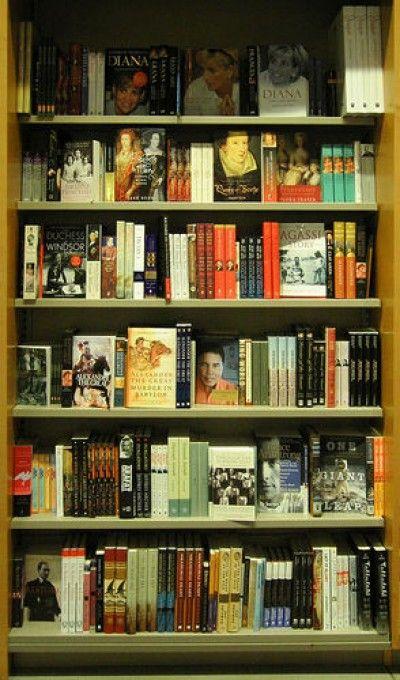 BMV Books, 471 Bloor Street; Edward Street.