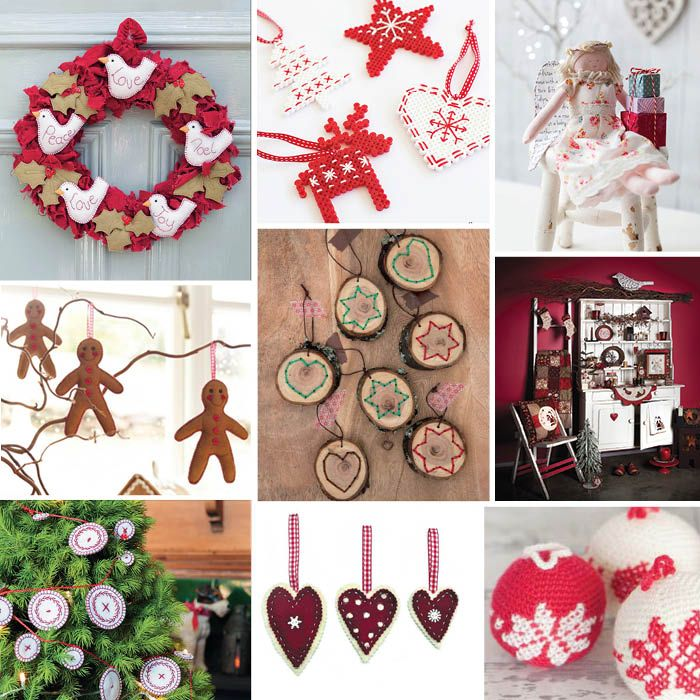 Bring some serious style to your home this Christmas by decorating Scandinavian Style!