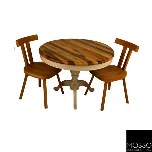 Pecetto Dining Table (Yemek Masası)  Wooden Table