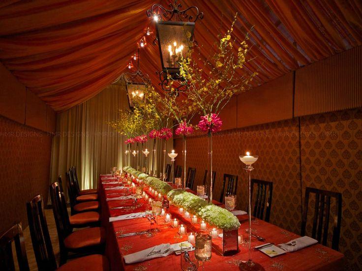 Wedding Reception Seating Tips - MODwedding
