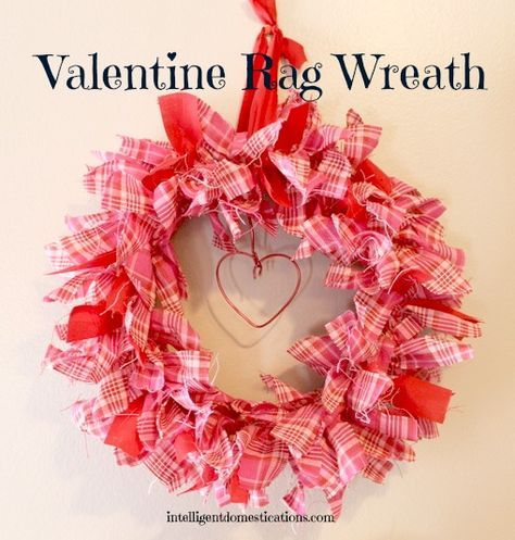 Are You Looking For A Quick, Easy And Cheap Valentine Craft? You Will Love